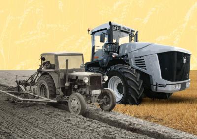 Foto zu Meldung: Pressemitteilung des Landkreises Teltow-Fläming - Sonderausstellung Landmaschinenbau im Museum des Teltow
