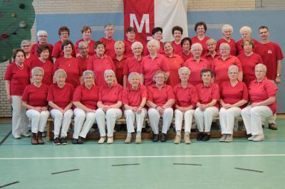Foto zu Meldung: 50 Jahre Frauengymnastik beim MTV Förste