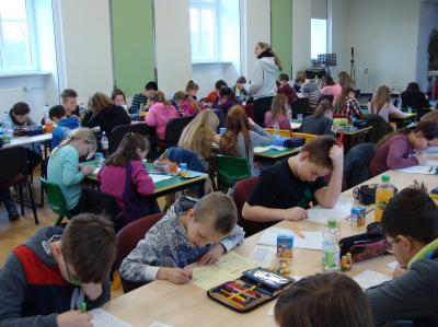 Foto zur Meldung: Känguru-Mathematik-Wettbewerb