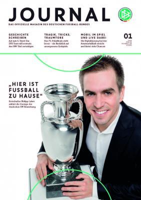 Foto zur Meldung: DFB-Journal 01/ 2018 ist erschienen