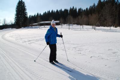 Foto zur Meldung: Skilehrgang 2018