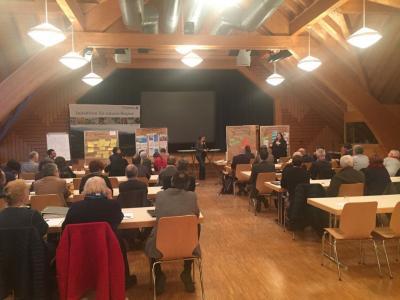 Foto zur Meldung: Regionalforum LEADER Südschwarzwald