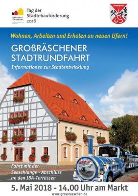 Plakat Städtebauförderung