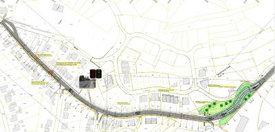 Vorschaubild zur Meldung: Ausbau Arenberger Straße K 85