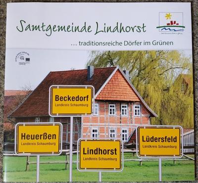 Info-Broschüre Samtgemeinde Lindhorst