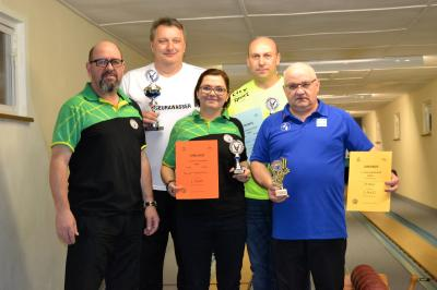 Foto zur Meldung: Vorstand ist 1.Vereinsmeister