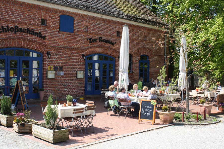 Wiesenburg - Pächter für Schlossschänke gefunden
