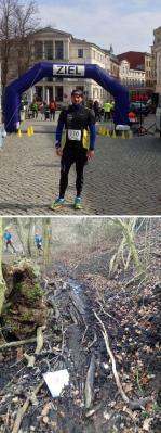 Foto zur Meldung: Wer´s schmutzig mag, ist beim Trail bestimmt richtig