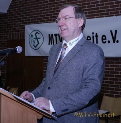 Bernd Tödteberg, 1. Vorsitzender MTV Freiheit von 1908 e. V.