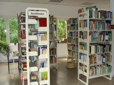 Foto zur Meldung: Neue Öffnungszeiten der Bibliothek