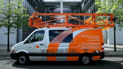 Foto zur Meldung: UPDATE - Straßendaten werden im Auftrag der Gemeinde Holzwickede erfasst