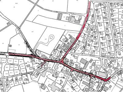 Vorschaubild zur Meldung: Ausbau der Ehrensberger Straße in Steinhausen - Information