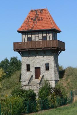 Vorschaubild zur Meldung: Wasserturm Alsleben