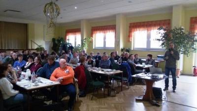 Foto zur Meldung: Winterschulung Betriebsprämie, Greening, Cross Compliance und geobasierter Antrag