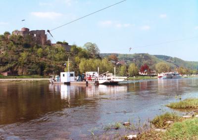 Vorschaubild zur Meldung: Weserfähre Polle ab sofort wieder in Betrieb