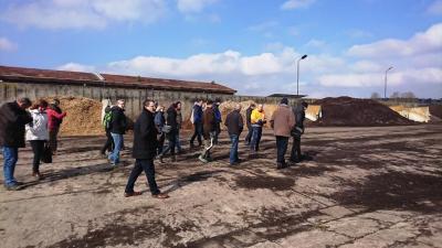 Foto zur Meldung: Tagung Inno-Kompost in Sonnewalde