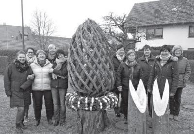 Foto zur Meldung: Landfrauen Biebelried