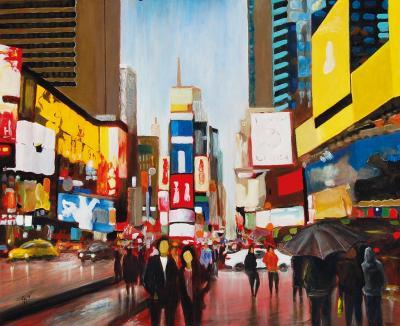 Time Square Bild: Hildebrand