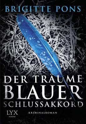 """Vorschaubild zur Meldung: Lesung am 23.05.2018 mit Brigitte Pons: """"Der Träume blauer Schlussakkord"""""""