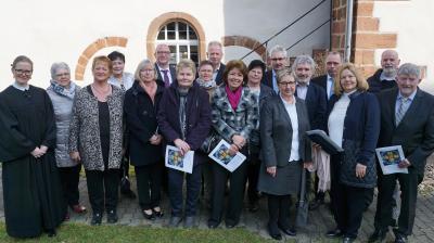 Vorschaubild zur Meldung: Goldene Konfirmation in Battenfeld