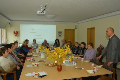 Foto zu Meldung: Seniorenbeiräte aus Pritzwalk und Perleberg im Erfahrungsaustausch