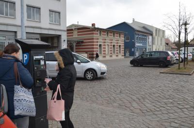 Vorschaubild zur Meldung: Innenstadt: Parken wird billiger