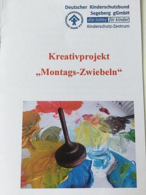 """Foto zu Meldung: Jetzt anmelden für die kostenlose """"Montagszwiebeln"""" Kreativprojekt!"""