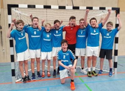Vorschaubild zur Meldung: Regionsmeisterschaften: SG Zweidorf/Bortfeld siegt in der Altersklasse männlich C