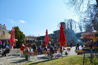Vorschaubild zur Meldung: Mit Engagement viel erreicht: über 2.600 Gäste zu Ostern im Museumspark