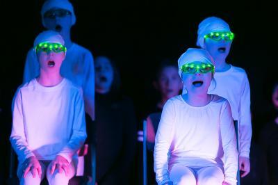 """Am 21. Aprilfindet von 11 bis 15 Uhr ein Casting für dasMusiktheaterstück """"Illusion"""" von Bane Vejnovic in der Musik- undKunstschule Havelland (Poststraße 15, Falkensee) statt (Bildautor Michaela Hanf)."""