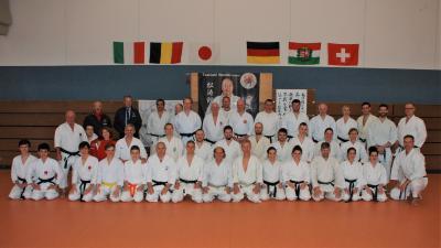 Vorschaubild zur Meldung: Internationales Seminar in Eningen