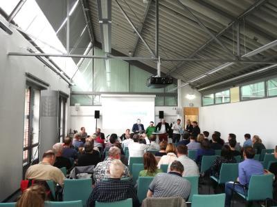 Foto zur Meldung: Potsdamer Stadtsporttag 2018