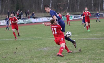 Foto zur Meldung: I.Herren - 2:1 Erfolg im Kreisderby gegen Soltau