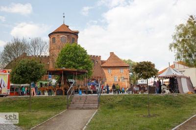 Vorschaubild zur Meldung: BurgArt - Frühlingserwachen