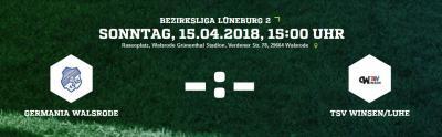 Vorschaubild zur Meldung: I.Herren - Germania nun gegen Spitzenreiter Winsen