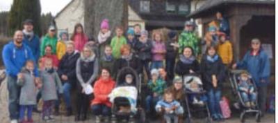 Vorschaubild zur Meldung: Danksagung Kläpperkinder 2018 in Thiergarten