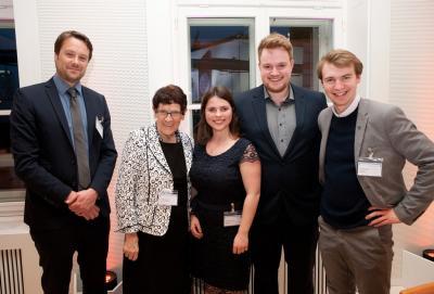 """Vorschaubild zur Meldung: JUFO-Team ist Preisträger im Wettbewerb """"Mein gutes Beispiel 2018"""""""