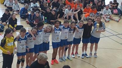 Foto zur Meldung: E-Jugend beim Berlin-Brandenburg Pokal