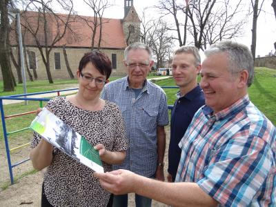 Foto zu Meldung: Finanzspritze für die Sanierung des Nienburger Friederich-Ebert-Platzes