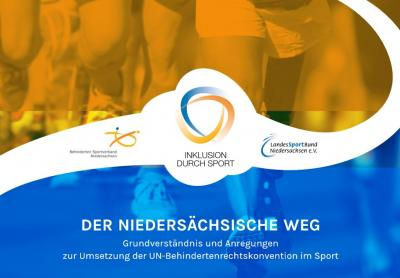 """Foto zur Meldung: Inklusion durch Sport - """"Der niedersächsische Weg"""": eine Broschüre"""