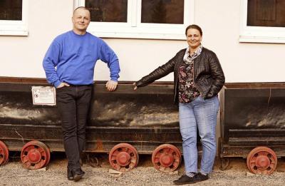 Foto zur Meldung: Warme Küche am finsteren Grund (Pressebericht Badische Zeitung)