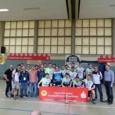 Vorschaubild zur Meldung: Handball Kreispokalfinaltag