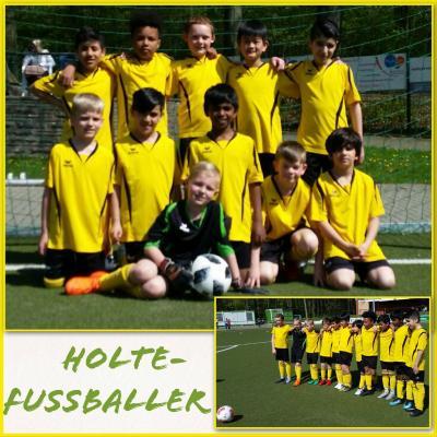 Holte-Fußballer