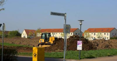 Bild der Meldung: Baubeginn für Hönower Schule