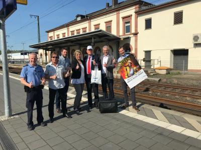 """Vorschaubild zur Meldung: """"Eisenbahner mit Herz"""" ist Ehrengast auf der Messe Music Night"""