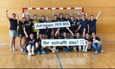 Foto zu Meldung: Frauen II feiern Meistertitel der Bezirksliga A und spielen in der neuen Saison in der Bezirksoberliga! Herzlichen Glückwunsch!!!