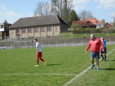 Foto zur Meldung: + + + Fußball Landesliga West 23. Spieltag + + +