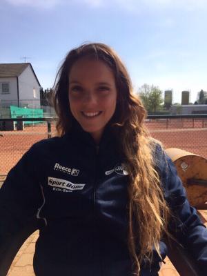 Vorschaubild zur Meldung: Linda Prenkovic neue Nr.1 bei den Tennisdamen