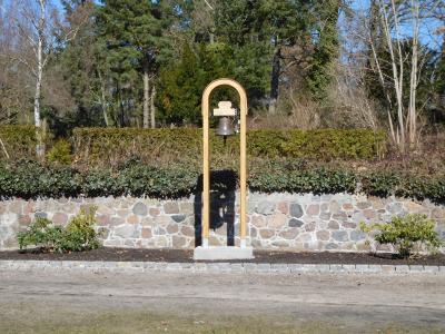 Vorschaubild zur Meldung: Letzter Weg kann nun von Glockenklang begleitet werden