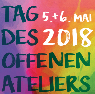 """Foto zur Meldung: """"Offene Ateliers 2018"""" am 5. und 6. Mai 2018 – OSL ist dabei"""